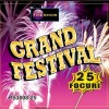 Baterie Grand Festival 25F, calibru 20mm